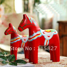 swedish christmas decorations new painted wooden sweden national treasure wooden