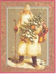 102 best old fashioned santa claus images on pinterest vintage
