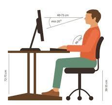 postura corretta scrivania 7 consigli utili per una postura corretta al pc sediadaufficio
