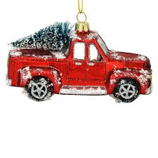 truck with tree ornament 1196848 baubles n