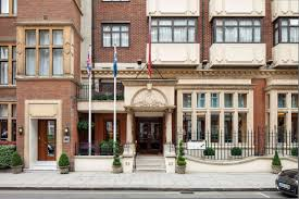 press information on the capital hotel knightsbridge