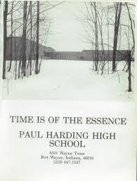 paul harding high school yearbook explore 1984 harding high school yearbook ft wayne in classmates