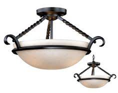 Menards Ceiling Lights Betty Jo 3 Light Semi Flush Mount Lighting Pinterest Lights