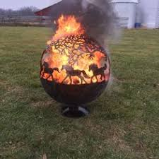 Dragon Fire Pit large individually hand crafted dragon fire pit garden bruner