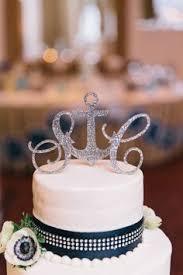 anchor wedding cake topper decoration anchor wedding cake topper staggering ivory