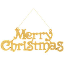 merry christmas sign gold glitter hanging merry christmas sign hobby lobby 6819676