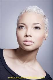 short blonde haircuts for black women women medium haircut