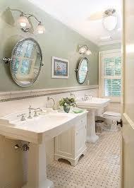 bathroom sink pedestal sinks bathroom design decor interior