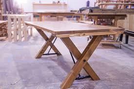 Trestle Tables Emmorworks - Trestle table design
