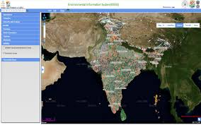 India Maps maps of protected areas in india