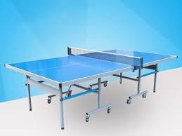 aluminum ping pong table install blue ping pong table aluminum ping pong table movable with