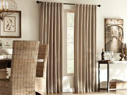 Two Different Colored Curtains Window Treatments At The Home Depot