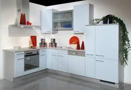 interior design small kitchen european minimalist in white