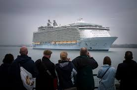 largest cruise ship in the world the 15 largest cruise ships in the world