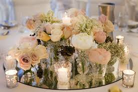 table decorations with candles and flowers 28 round table centerpieces in different styles everafterguide