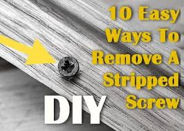 How To Remove Bedroom Door Knob Without Screws 10 Easy Ways To Remove A Stripped Removeandreplace Com