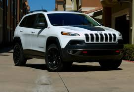 police jeep grand cherokee test drive 2016 jeep cherokee trailhawk review car pro