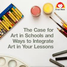 the case for art in schools and ways to integrate art in your lessons jpg