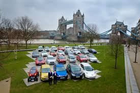 lexus uk export sales carmakers come together to promote low emission vehicles as