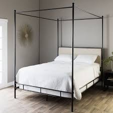 Bed Canopy Frame The 25 Best Queen Canopy Bed Frame Ideas On Pinterest Queen