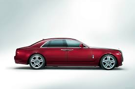 roll royce red rolls royce ghost in red color car pictures images u2013 gaddidekho com