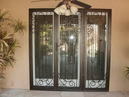 security doors in landmark iron design