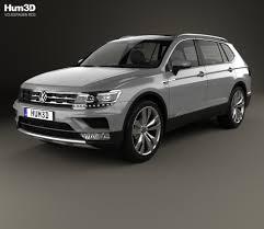 volkswagen touareg 2017 interior volkswagen 3d models hum3d
