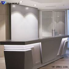 Acrylic Reception Desk Touch Comfortable Design Acrylic Barber Shop Reception Desk For