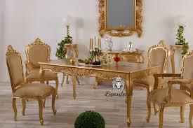 Esszimmertisch Kolonialstil Esstisch Aus Massivholz In Bester Qualität Lionsstar Gmbh