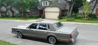 Lincoln Town Car Pictures My Curbside Classic 1988 Lincoln Town Car U2013 A Tactful Rebuttal