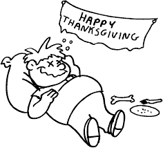 feeling stuffed thanksgiving coloring pages the zooppa blog