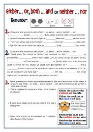 all worksheets conjunctions and connectives worksheets