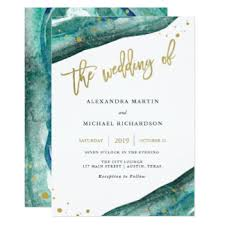 teal wedding invitations teal and gold wedding invitations yourweek ecf938eca25e