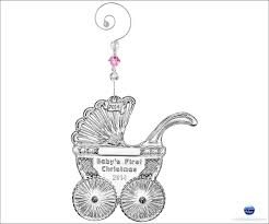 waterford 2014 baby s ornament