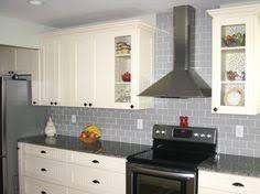 Tile For Backsplash In Kitchen by Modern Kitchen Blue Pearl Granite White Subway Tile Backsplash