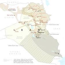 Iraq On World Map Iraq 1 200 Years Of Turbulent History In Five Maps