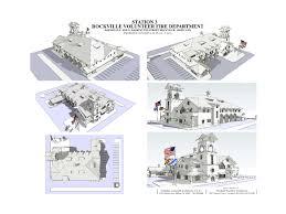 volunteer fire station floor plans fire u0026 ems design