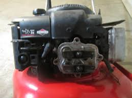 briggs 5 5hp ohv intek engine on rover base outdoorking repair