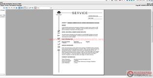 massey ferguson north america service manuals 03 2015 full