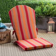 weathercraft designers choice sunbrella adirondack chair cushion