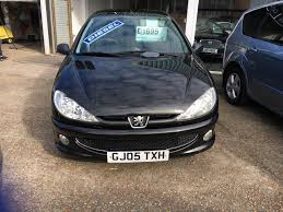 peugeot diesel used peugeot 206 diesel for sale motors co uk