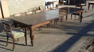 extra large wood dining tables home decor ryanmathates us