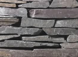 natural thin cut slate garden walling stonemarket