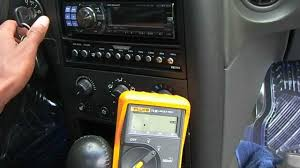 2004 pontiac grand prix radio install info youtube