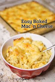 easy homemade baked macaroni and cheese tips from a typical mom
