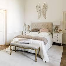 chambre romantique maison du monde chambre blanc beige classique maisons du monde bedroom