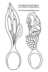 Wood Carving Instructions Free by Wood Carving Beginner U0027s Project The Welsh Love Spoon By L S