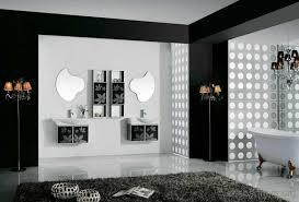 bathroom tiles black and white ideas brilliant 10 black white bathroom tile design ideas design ideas
