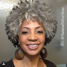 african american hairstyles for grey hair the most amazing grey afro hairstyles braiding hairstyle pictures