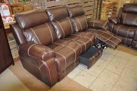 pillow arm leather sofa leather motion sofa sanblasferry